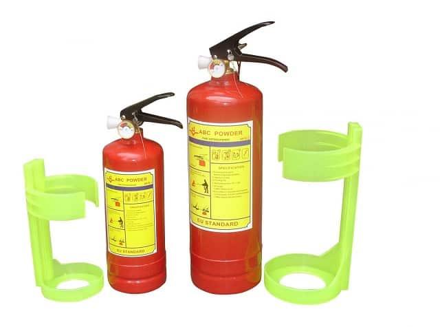 Chọn bình cứu hỏa gọn nhẹ cho chiếc xe ô tô