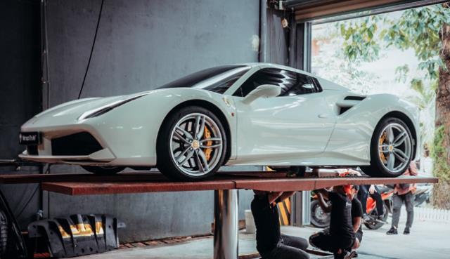 5 Kinh Nghiệm Sửa Chữa, Bảo Dưỡng Xe Ô Tô Ferrari 21