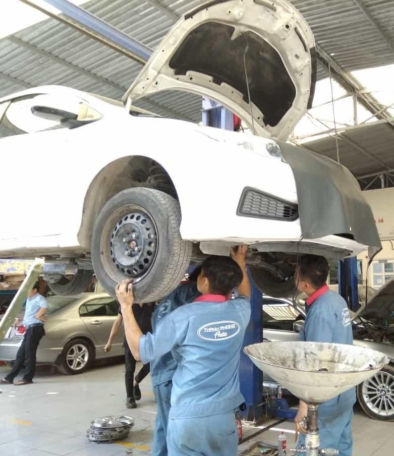 trợ lực tay lái thủy lực (trợ lực dầu) - Hydraulic Power Steering (HPS)