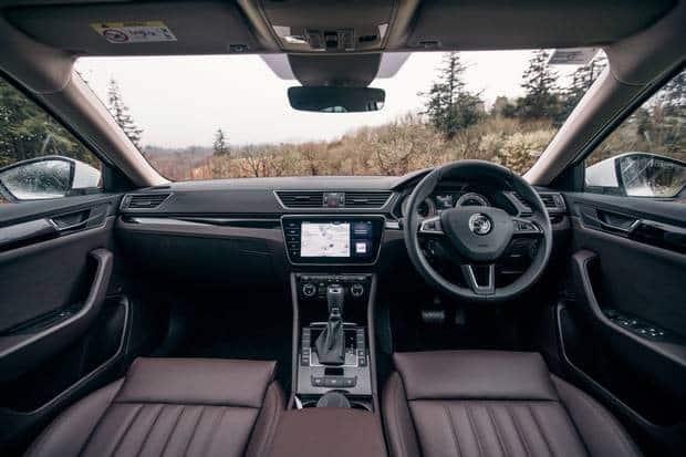 Full hệ thống lái trang bị trên ô tô hiện nay