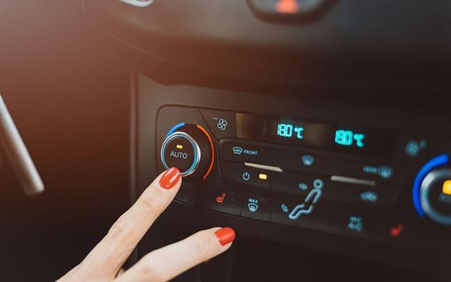 3 mẹo chỉnh điều hòa đơn giản trên ô tô để tránh virus Corona 11