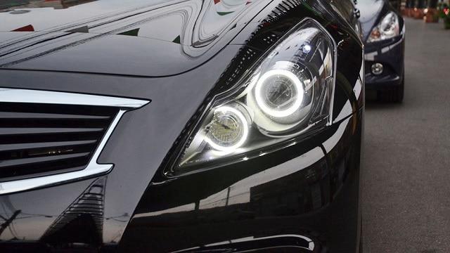 Đèn xe ô tô là một thiết bị quan trọng đối với mỗi chiếc xe
