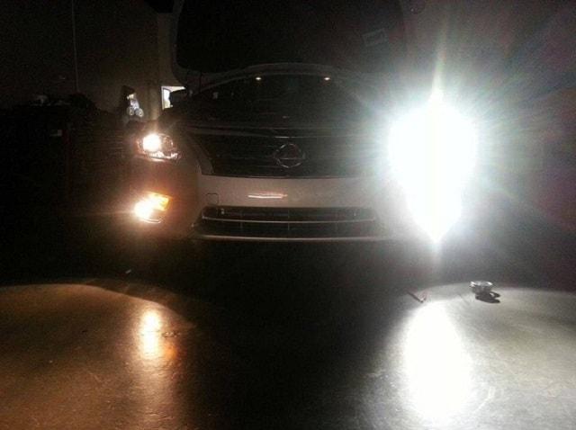 Có nhiều nguyên nhân khiến đèn gầm của xe ô tô không được sáng