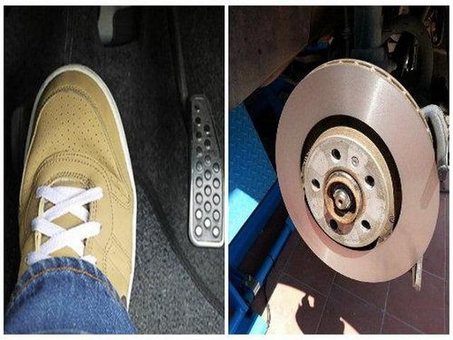 7 điều cần lưu ý khi sửa chữa phanh ô tô 3