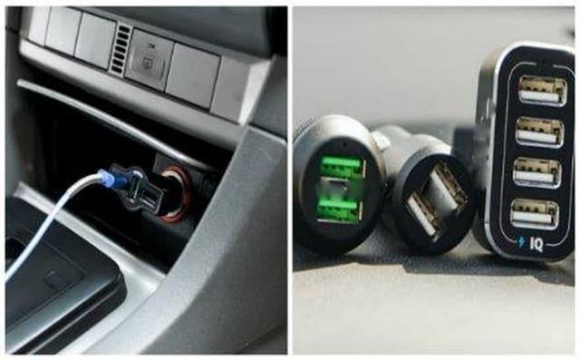 Việc sử dụng tẩu sạc ô tô liên tục trong thời gian dài có thể làm cạn bình ac-quy