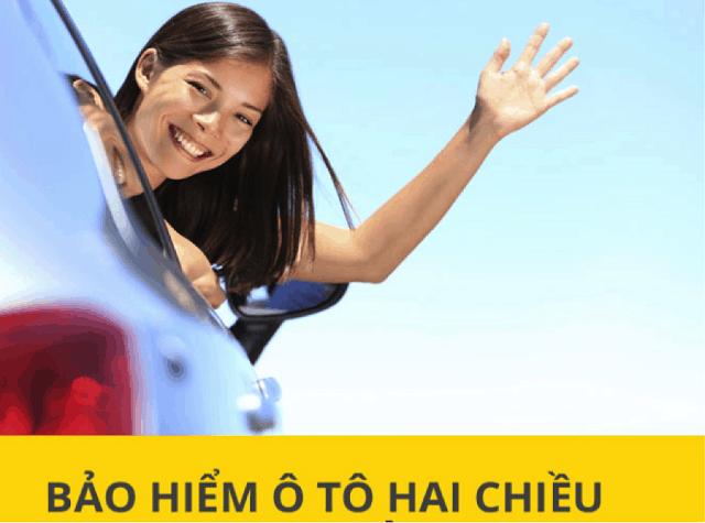 Top 4 Thông Tin Cần Biết Về Bảo Hiểm Ô Tô 1 Chiều & 2 Chiều 1