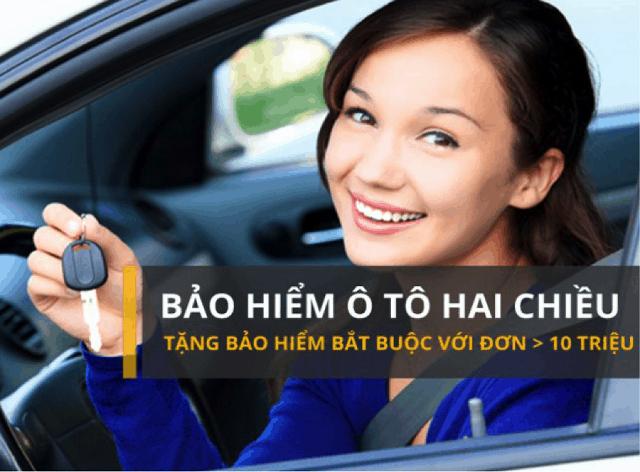Các bạn nên tham khảo giá mua bảo hiểm ô tô 1 chiều và 2 chiều để tránh tình trạng bị chặt chém