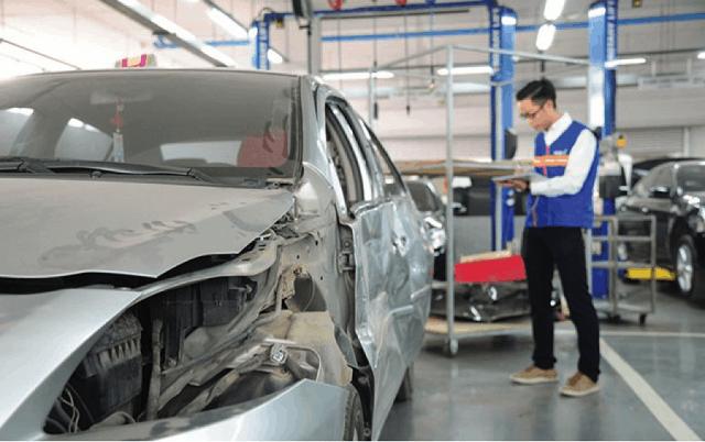 Top 5 lưu ý cần biết về bảo hiểm ô tô vật chất, thân vỏ xe 1