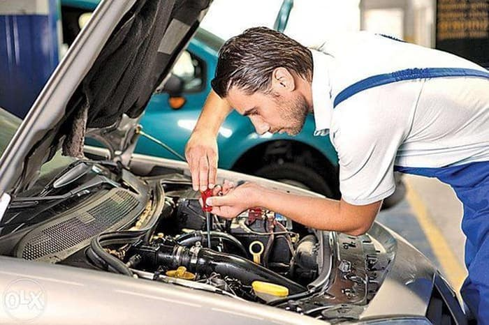 Share How To Fix The Noise Emitted From The Engine And Exhaust System Of Oto 6 Thanh Phong Auto HCM