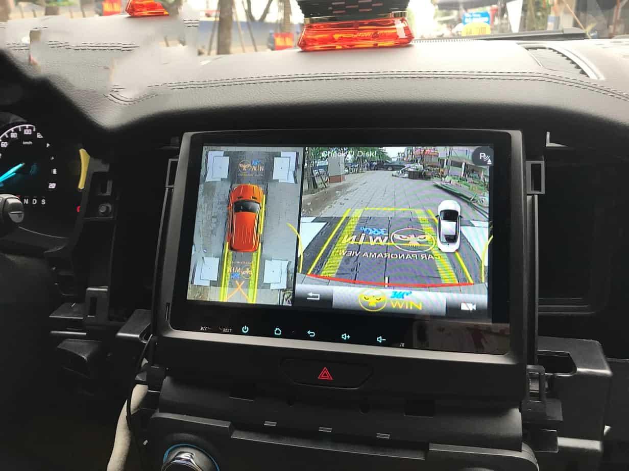 Hệ Thống Camera 360 Trên Ô Tô và Tiêu Chí Giúp Chọn Mua Được Sản Phẩm Tốt Nhất 1