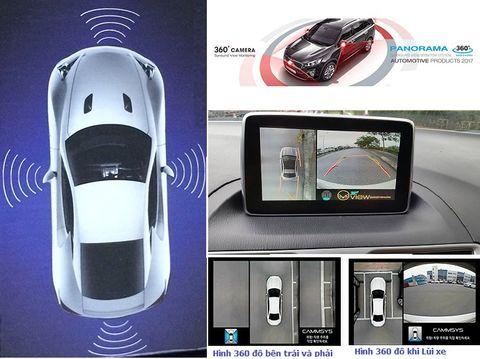 Hệ Thống Camera 360 Trên Ô Tô và Tiêu Chí Giúp Chọn Mua Được Sản Phẩm Tốt Nhất 4