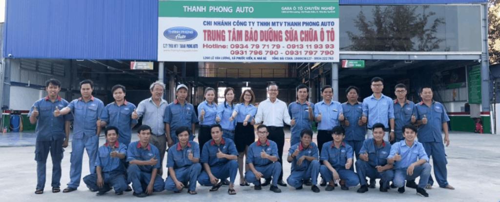 Mùa Corona: Miễn phí khử trùng, diệt khuẩn toàn bộ xe ô tô tại Garage Thanh Phong Auto Quận 7 và Huyện Nhà Bè 1