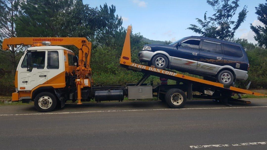 phương án cứu hộ xe ô tô