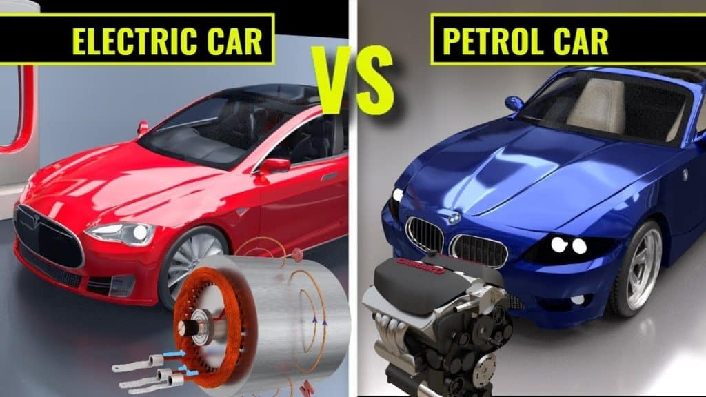The Difference Between Electric Motor And Burning Motor In 1 Thanh Phong Auto HCM