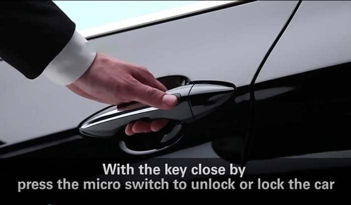 Hệ Thống Chìa Khóa Thông Minh Smart Key và Các Tính Năng Ưu Việt Của Nó 6