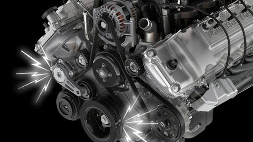Share How To Fix The Noise Emitted From The Engine And Exhaust System Of Oto 4 Thanh Phong Auto HCM