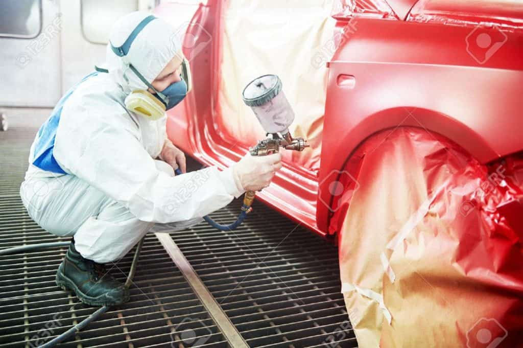 Reasons To Choose Enamel Paint For Cars 1 Thanh Phong Auto HCM