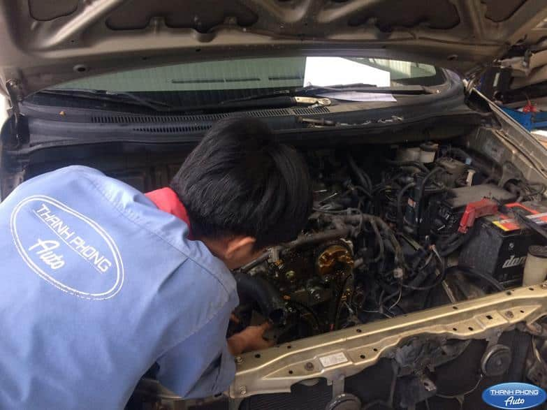 Sharing How To Test, Guess And Catch A Car Quickly 3 Thanh Phong Auto HCM