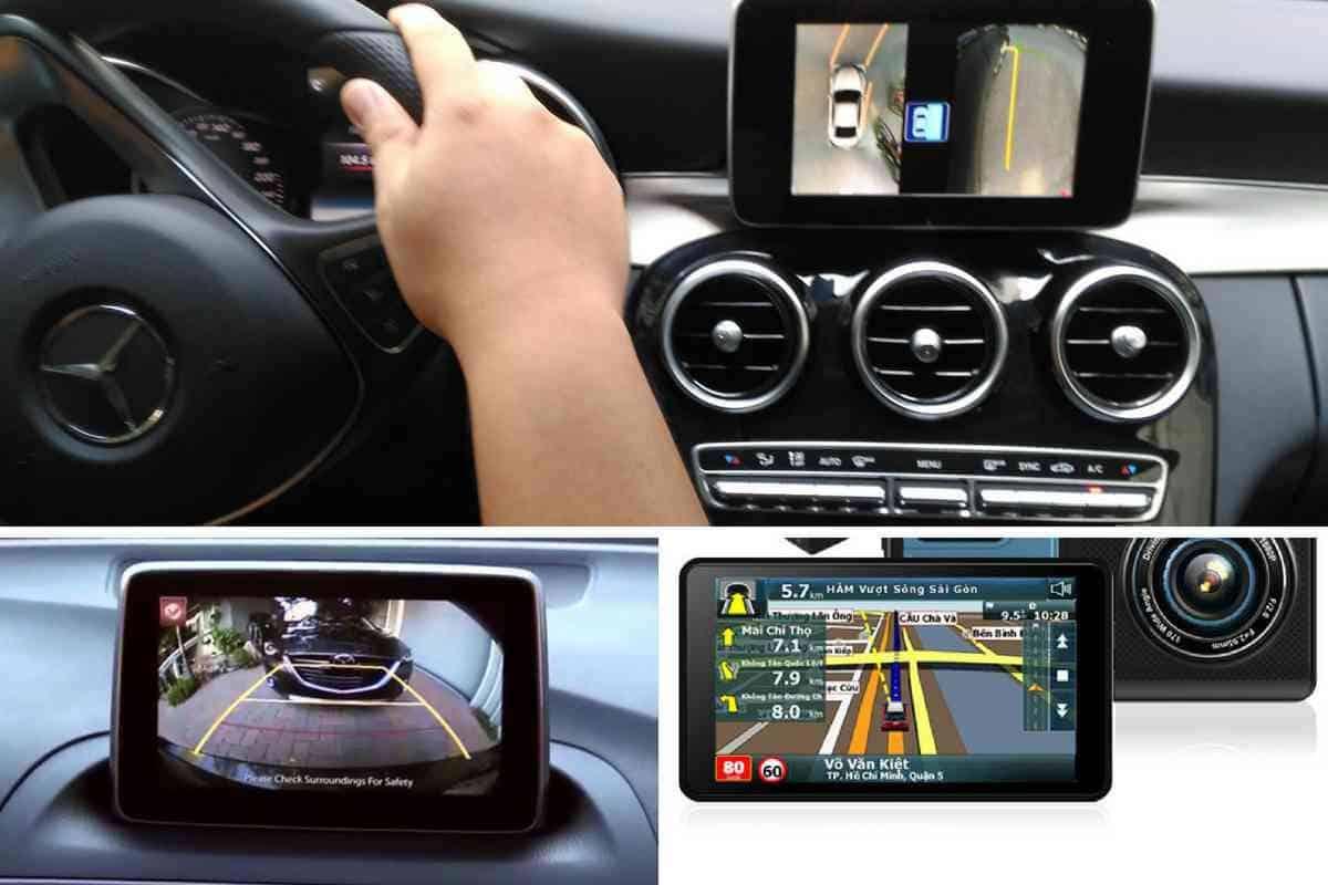 Hệ Thống Camera 360 Trên Ô Tô và Tiêu Chí Giúp Chọn Mua Được Sản Phẩm Tốt Nhất 2