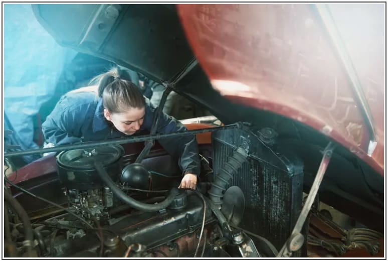 Share How To Fix The Noise Emitted From The Engine And Exhaust System Of Oto 3 Thanh Phong Auto HCM