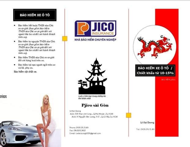 Petrolimex Pjico is one of the leading professional auto insurance companies