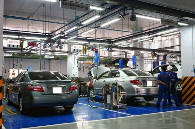 Nên chọn các công ty bảo hiểm tên tuổi và có liên kết với các trung tâm bảo dưỡng xe