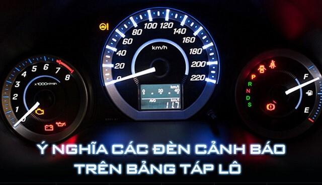 Tìm Hiểu Về 8 Loại Đèn Cảnh Báo Thường Thấy Trên Taplo Ô Tô 1 Thanh Phong Auto HCM