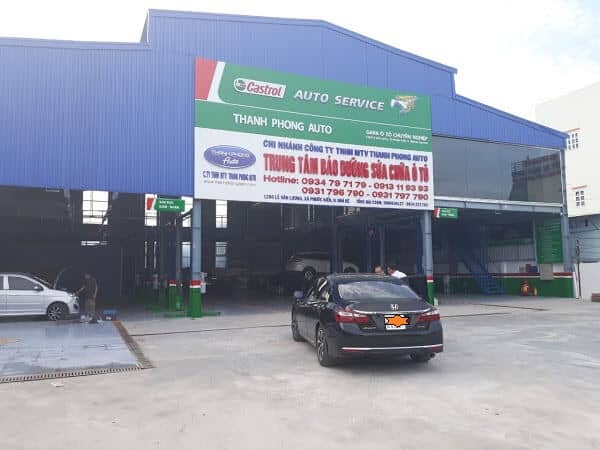 Complimentary Sterilization For Cars In Ho Chi Minh City 38 Thanh Phong Auto HCM