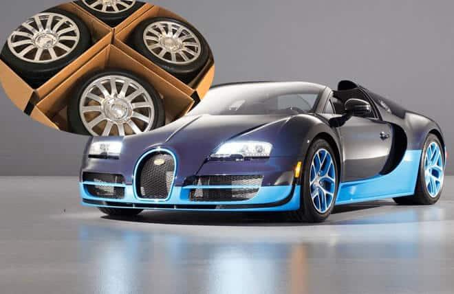 Bật Mí 6 Sự Thật Thú Vị Về Siêu Xe Bugatti Veyron 3