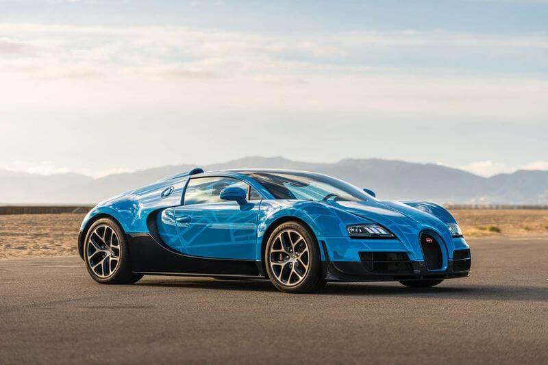 Bật Mí 6 Sự Thật Thú Vị Về Siêu Xe Bugatti Veyron 25