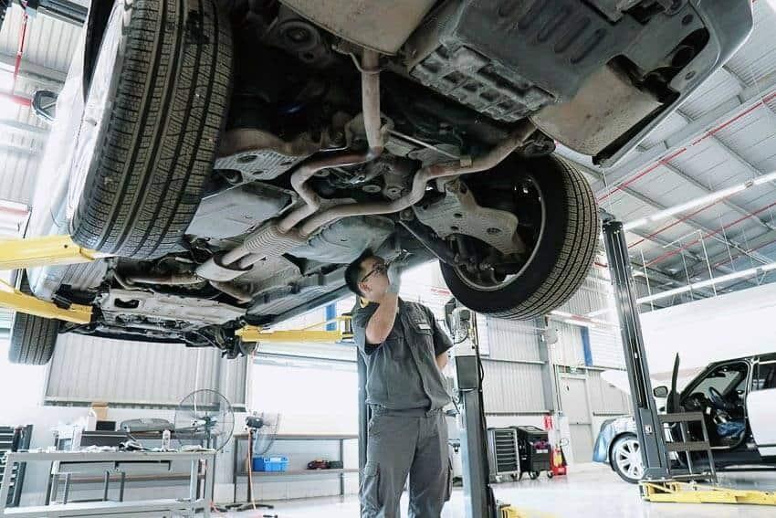 Chia sẻ những Kinh Ngiệm Sửa Chữa Xe ô tô Range Rover đến từ chuyên gia