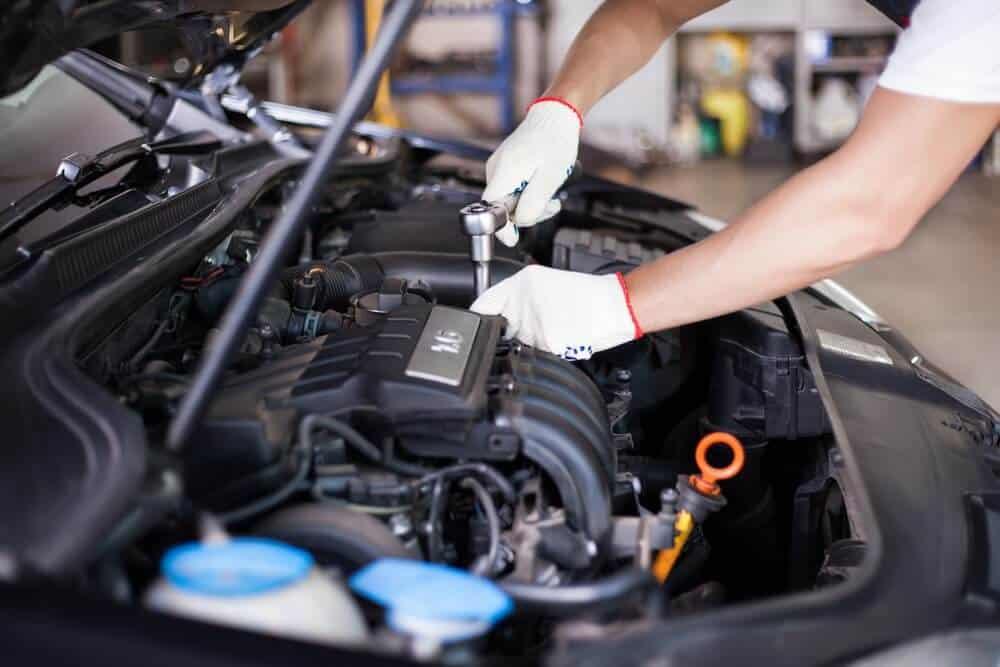 địa chỉ gara Sửa Chữa Xe ô tô Range Rover ở THCM