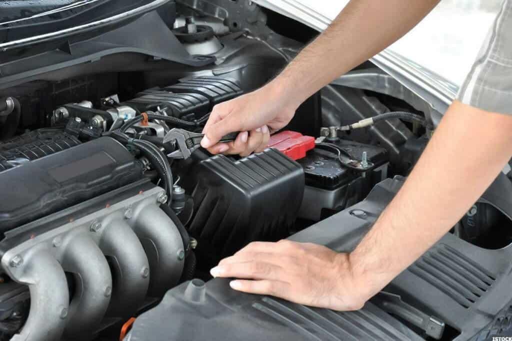 lưu ý khi sửa chữa, bải dưỡng xe ô tô kia