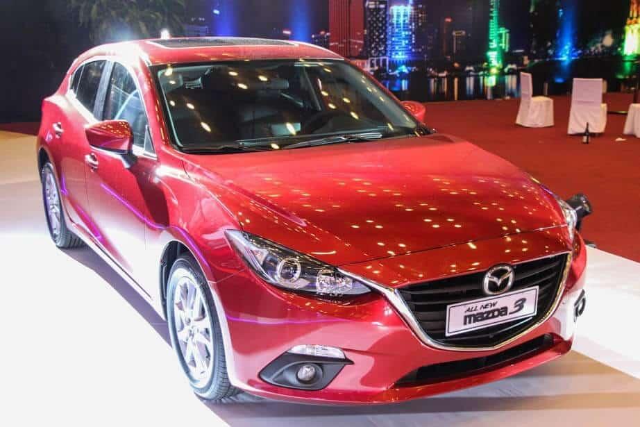 Lưu ý Khi Sửa Chữa Bảo Dưỡng Xe ô tô Mazda 1