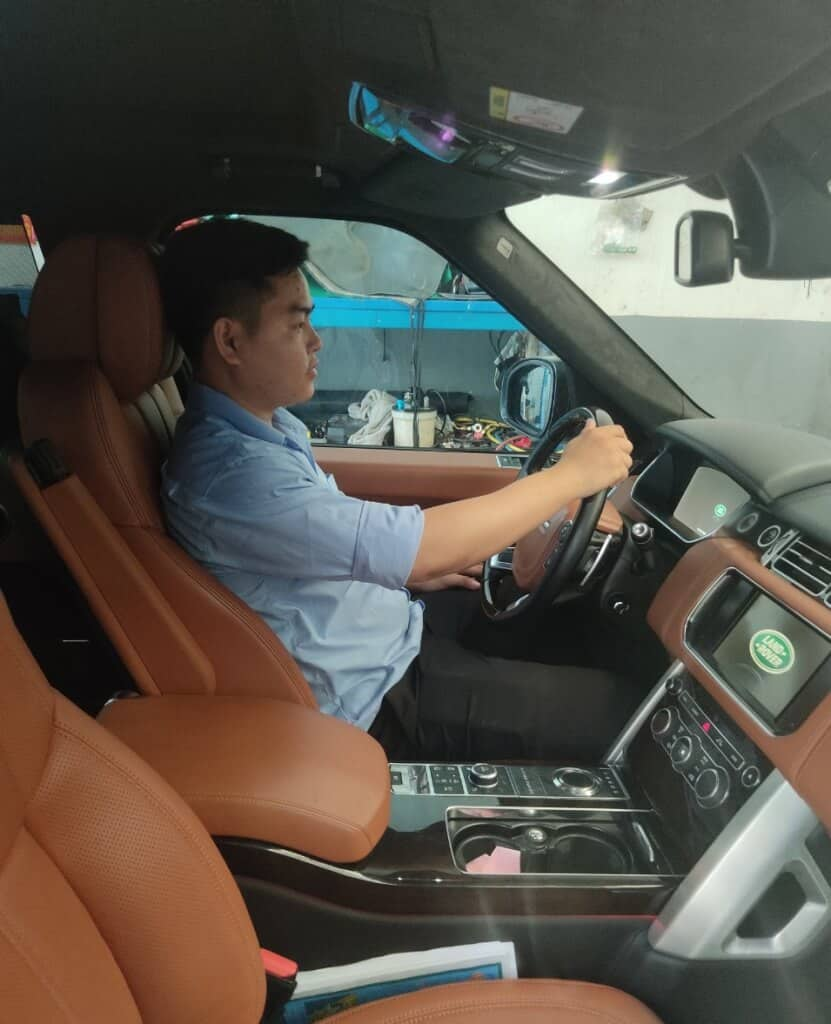 Bật Mí Tư Thế Ngồi Lái Xe Ô Tô Chuẩn Nhất 2 Thanh Phong Auto HCM