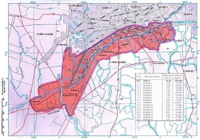 Tổng Hợp Danh Sách Bãi Giữ Xe/ Đậu Xe Ô Tô Tại Quận 8 25