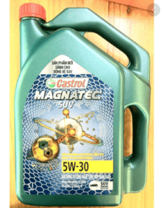 REMEMBER CASTROL MAGNATEC SUV 5W30 1 Thanh Phong Auto HCM