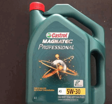 Dầu nhớt cao cấp Castrol Magnatec Professional A5 5W30 9 Thanh Phong Auto HCM