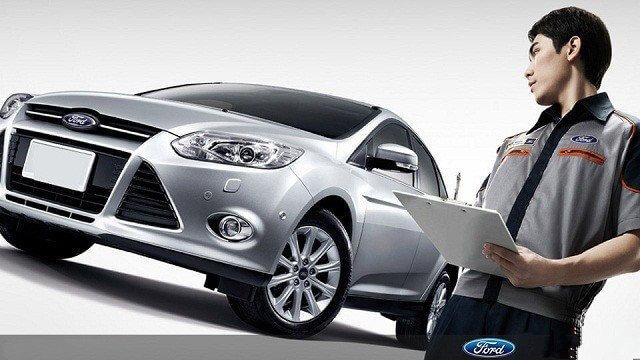 Bảng Báo Giá Sửa Chữa, Bảo Dưỡng Xe Ford 1
