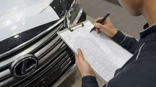 Price List for Repair and Maintenance of Lexus 3 Thanh Phong Auto HCM
