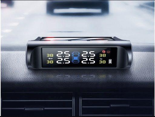ưu điểm của cảm biến áp suất lốp ô tô