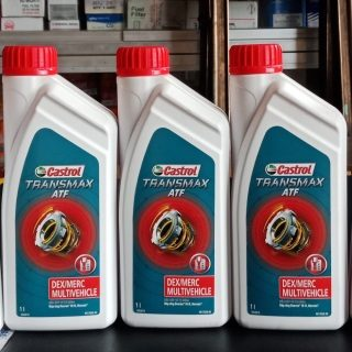 Castrol Transmax ATF automatic transmission oil quotes