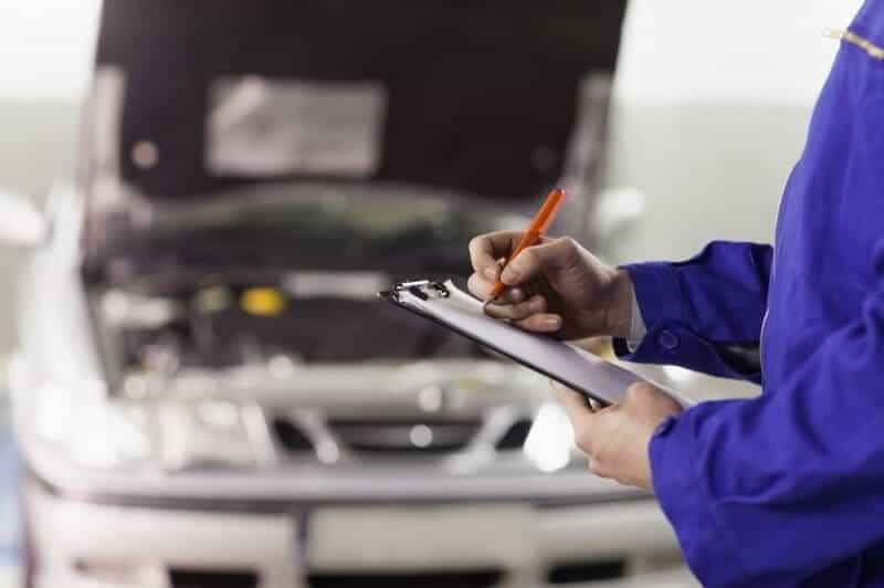 Bảng Báo Giá Sửa Chữa, Bảo Dưỡng Xe Ô Tô Honda 45