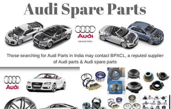 Bảng Báo Giá Phụ Tùng Ô Tô Audi 23