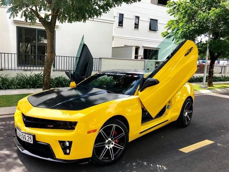 Bảng Báo Giá Sửa Chữa, Bảo Dưỡng Xe Chevrolet 4 Thanh Phong Auto HCM