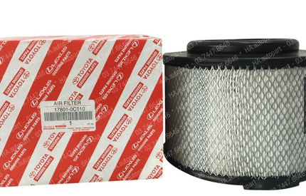 Air filter for Toyota Fortuner, Innova 1 Thanh Phong Auto HCM