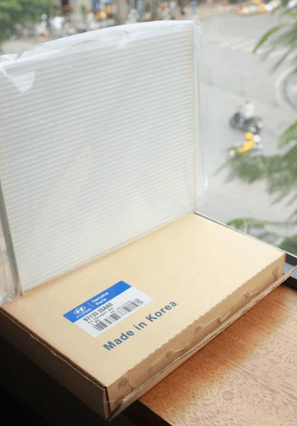 Air filter for Santafe 2013 1 Thanh Phong Auto HCM