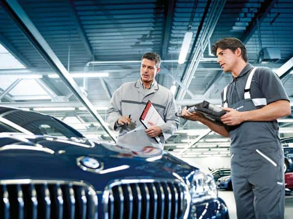 Bảng Báo Giá Sửa Chữa, Bảo Dưỡng Xe BMW 3 Thanh Phong Auto HCM