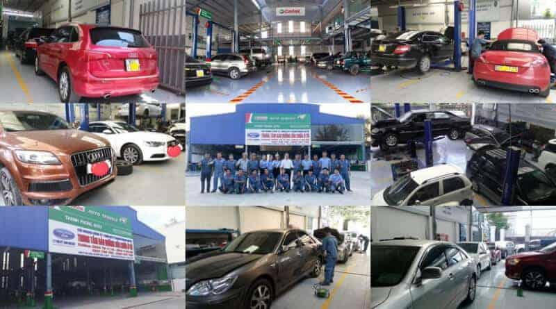 Bảng Báo Giá Phụ Tùng Xe Ford 7 Thanh Phong Auto HCM
