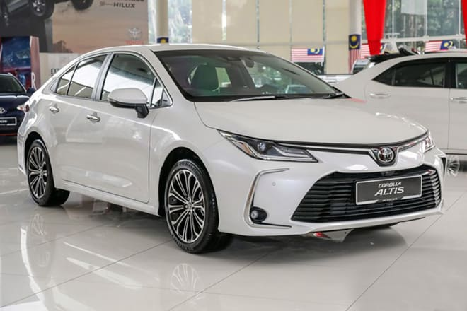 Bảng Báo Giá Phụ Tùng Xe Toyota 4 Thanh Phong Auto HCM